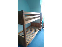 Pine Bunk Beds for sale £50 ono