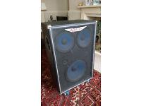 "Ashdown ABM BP1510 Bass Guitar Speaker Cabinet ( 1x15"" 2x10"" + HF Horn )"