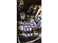 640+ Brand New Mobile Phone Screen Protectors Various Models