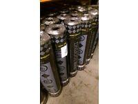 Black & Green Mineral Felt Torch on Rose Roofing Dura Capsheet Cap Sheet Roofing 8 m