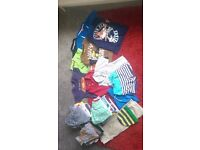 Boys clothes bundle aged 2, 3 & 4 including Next, Slazenger, Ralph Loren, Lacost, Disney, TU