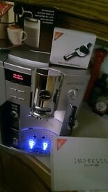 JURA IMPRESSA S9 AVANTGARDE Bean to cup Coffee Machine - CAPPUCCINO