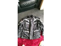 "Tuzo ""Outback"" touring motorcycle jacket"