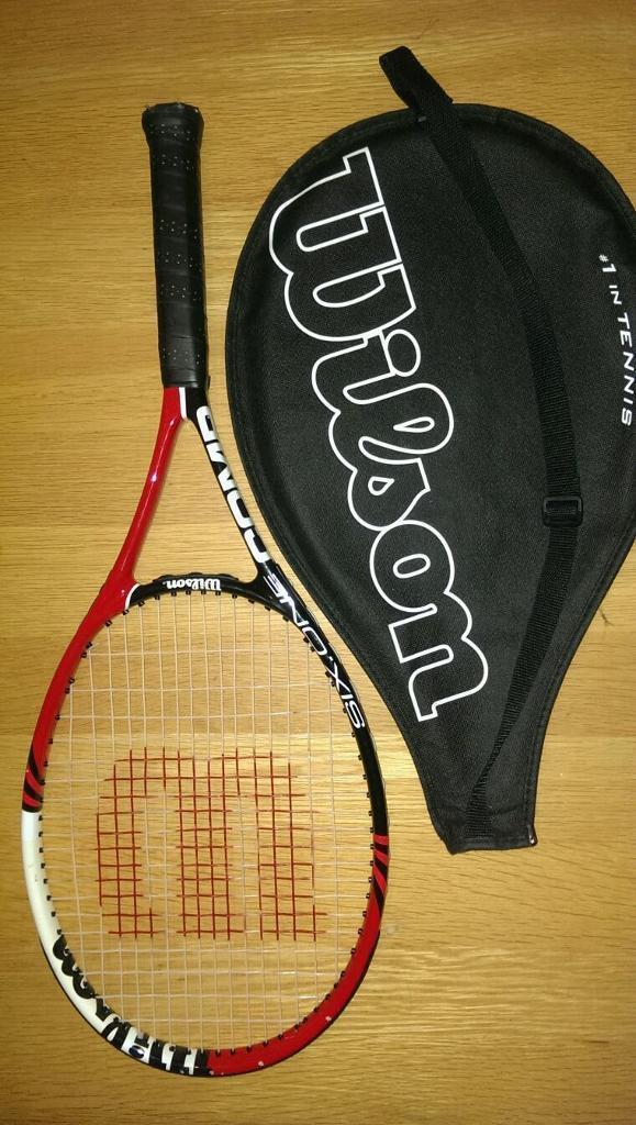 WILSON Six One Comp Tennis Racket Racquet