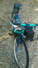 Hybrid RIDGEBACK Gents City Bike (EXCELLENT CONDITION)