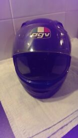 AGV Motorcycle Crash Helmet - (Seldom Used) - Good Condition - £30 ono.