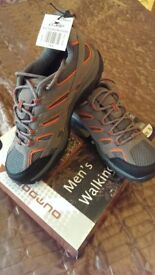 Mens Walking Boots - Size 8