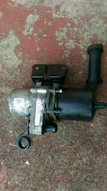 Power steering pump Peugeot 307 1.6 petrol
