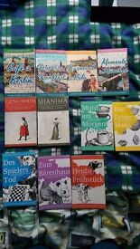 German Learning Story Books