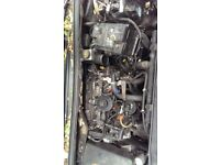 2006 vauxhall corsa 1.3 engine and gearbox
