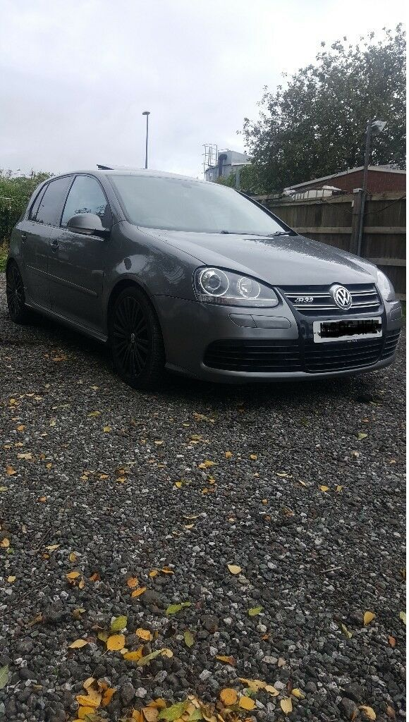 Volkswagen Golf R32, VR6, DSG, Low Mileage, FSH, Xenon, Leather, sun roof, fully loaded