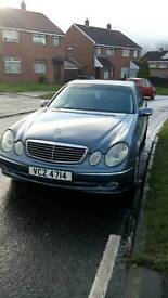 Mercedes avangarde 2004
