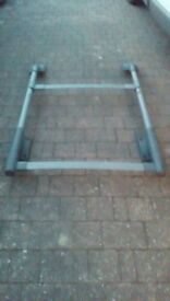 Nissan navara roof rack great condition