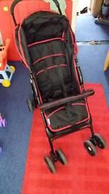 Kids pushchair buggy pram stroller