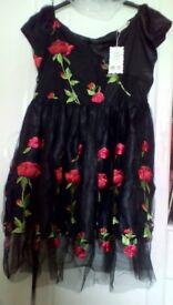 Rockabilly type dress