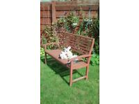 Selection of garden furniture and accessories