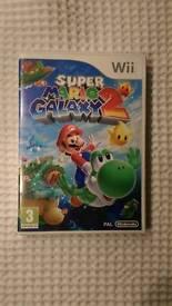Super Mario Galaxy 2, Wii