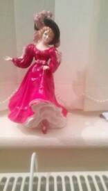 Royal doulton Patricia figure of the year 1993