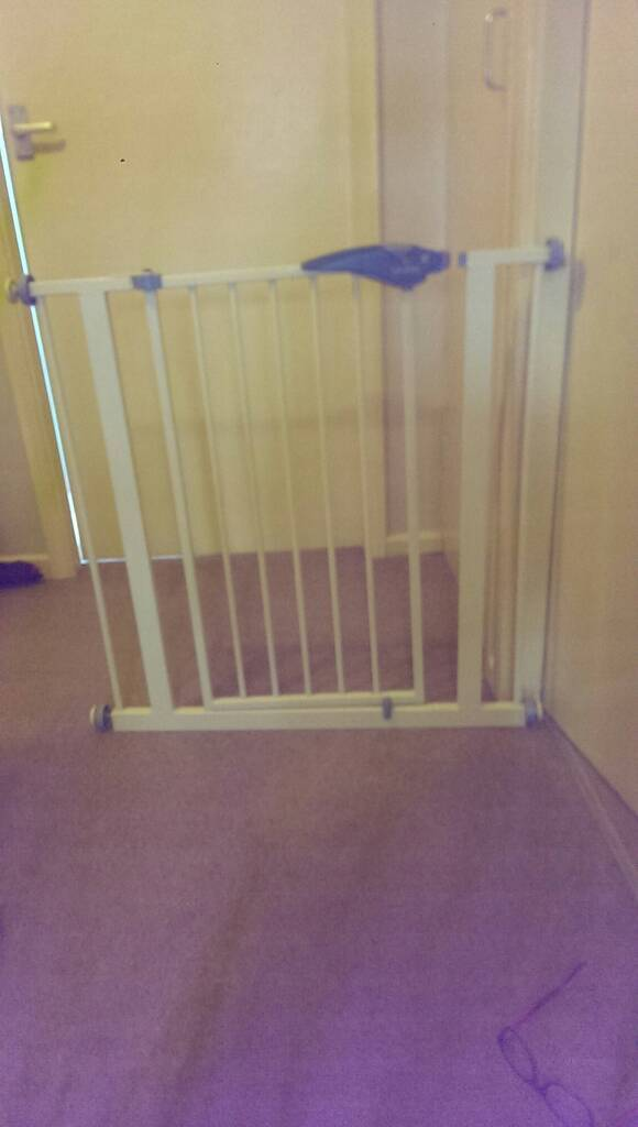 Baby gate lindam