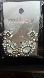 Mikey earrings
