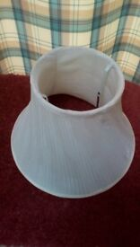 Cream light shade in good condition