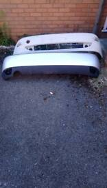 Ford focus mk1 front & Rear Bumpers