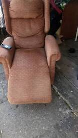 Riser and Recline chair