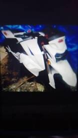 Road legal electric motorbike