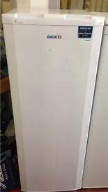 Beko 5ft Tall Freezer - Good Condition Complete With All Drawers .