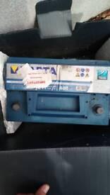 Car Battery Varta E11 74Ah 12v