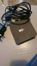 Kodi box , hdmi , already loaded ,