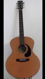 Simon and Patrick Mini Jumbo Acoustic Guitar SWOP/TRADE