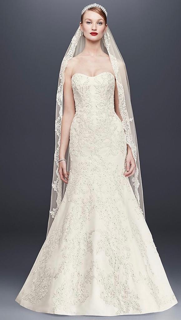 Oleg Cassini wedding dress   in Bearwood, West Midlands   Gumtree