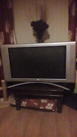 "Phillips silver 42""plasma tv"