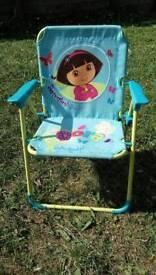 Child's chair Dora