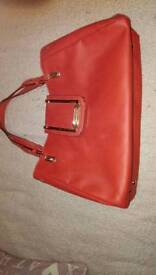 Lovely red bag by avon