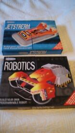 2 new robot construction kits