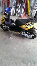 Yamaha Aerox 50cc 2006