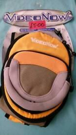 Videonow /kids gadget, phone, tablet bag