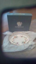 Wedgewood Bone china trinket dish