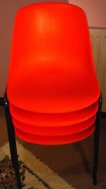 Chairs - plastic