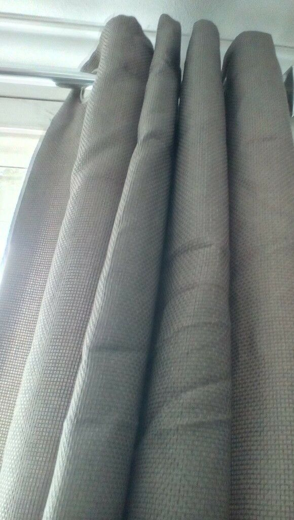 """Curtains ,66"""" x 90"""" drop,as new condition."""