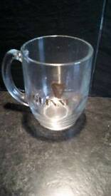 Guiness Half Pint Jar