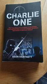 Charlie One, the story of an Irishman working for British Counter Terrorism in Northern Ireland