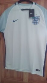 England home tops brand new