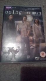 Being Human Series 1 Dvd Box Set Free Delivery