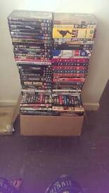 DVD's Mixed Collection 100+