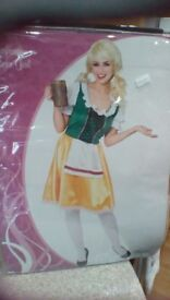Bavarian Beer Girl Outfit