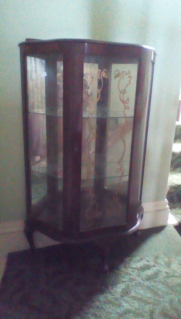 Old-fashioned China Cabinet-Upcycling Project? | in Duns, Scottish ...