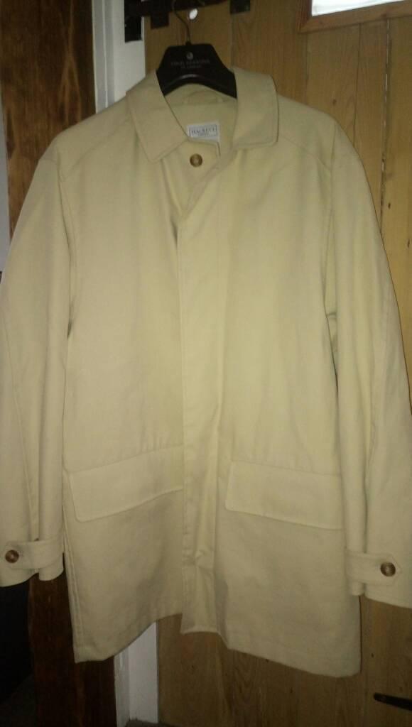 Hackett London Medium Mens Raincoat